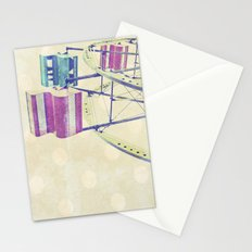 Nice Day for a Ferris Wheel Ride ... Stationery Cards