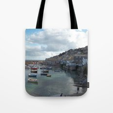 Mousehole, Cornwall Tote Bag
