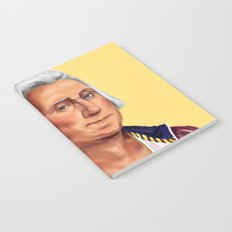 Hipstory -  George Washington Notebook