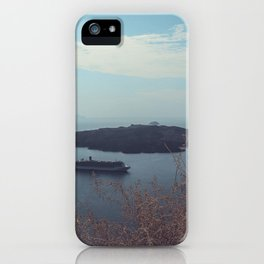 Santorini, Greece 15 iPhone Case