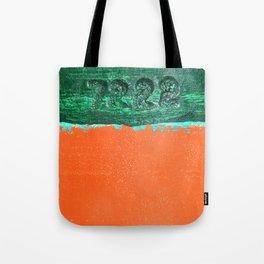Buoy #7222 Tote Bag