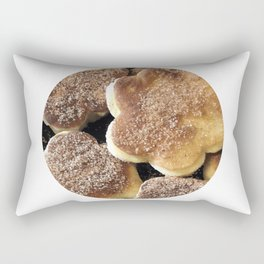 Crullers / Pictures of My Life Rectangular Pillow