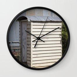 The Dunny Wall Clock