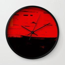 LONG TIME TO TOMORROW - #3 METRO Wall Clock