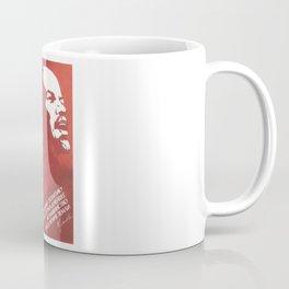 Russia, URSS Vintage, peace Coffee Mug