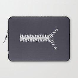 Unzip your imagination Laptop Sleeve