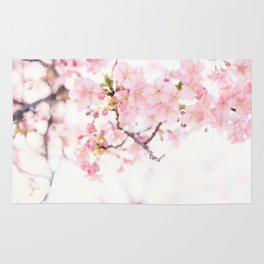 spring in Japan #society6 #decor #buyart Rug
