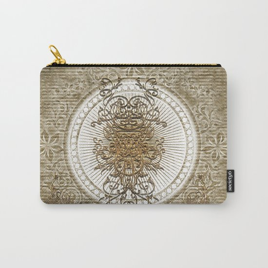 Wonderful decorative design  Carry-All Pouch
