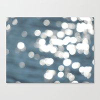 sparkles Canvas Prints featuring Sparkles by Lady Tanya bleudragon
