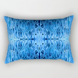 Frozen Squid by Chris Sparks Rectangular Pillow