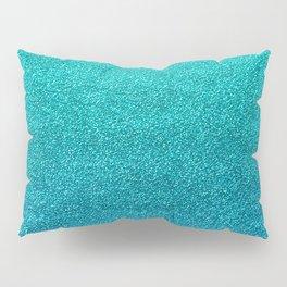 Faux Glitter Pillow Sham