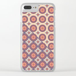 AFE Mandala3 Clear iPhone Case