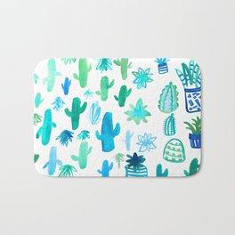 Live Simply Cactus Bath Mat