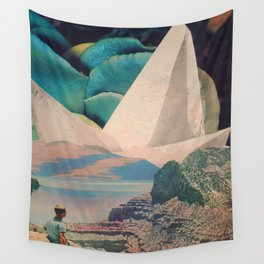 Bent Wind Wall Tapestry