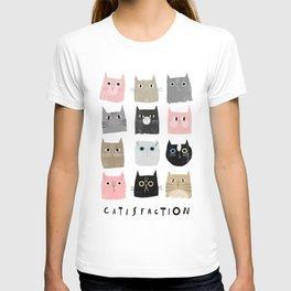 Catisfaction No. 1 T-shirt