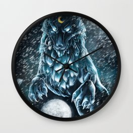 Hatii Wall Clock