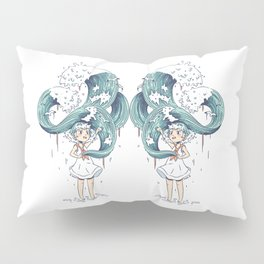 Daughter of the Sea Pillow Sham
