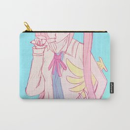 banana loving girl anime Carry-All Pouch