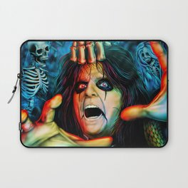 Alice Cooper  Laptop Sleeve