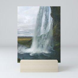 Raining Water Mini Art Print