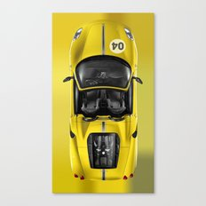 Super Car 04 Canvas Print