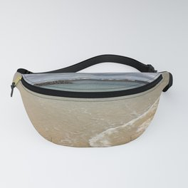 Beautiful clear water at Yarra Bay Beach Fanny Pack