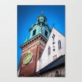 Krakow 1.5 Canvas Print