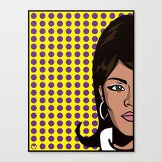 Lana Kane of ISIS... Canvas Print