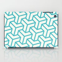 diamond iPad Cases featuring Diamond by Marta Li