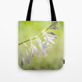 Summer's Dance Tote Bag
