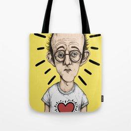 Keith Haring Tote Bag