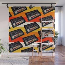 808 Pattern - Stripes Wall Mural