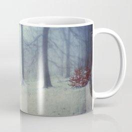 Faint Forest Coffee Mug