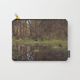 Forest Swamp Carry-All Pouch