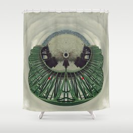 Astoria, Oregon Shower Curtain