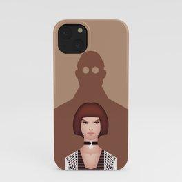 Natalie iPhone Case