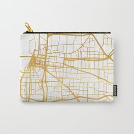 MEMPHIS TENNESSEE CITY STREET MAP ART Carry-All Pouch