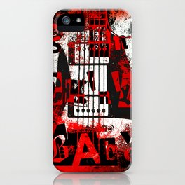 it's only rock n roll Baby iPhone Case