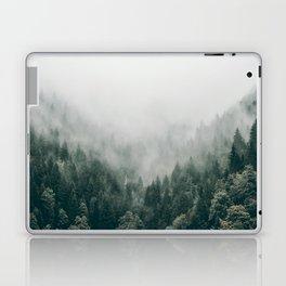 Foggy Forest 3 Laptop & iPad Skin