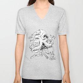 Monster Autopsy Unisex V-Neck