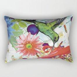 Memories of Alexander McQueen Rectangular Pillow
