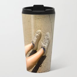 Who Am I Travel Mug