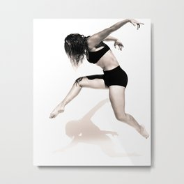 Laura - Dancer Series 1 Metal Print