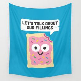 Tart Therapy Wall Tapestry
