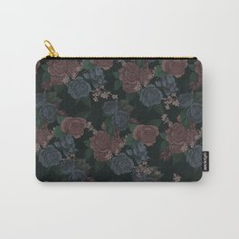 Night Roses Carry-All Pouch