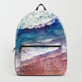 Sea and sand Backpack