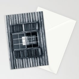 Window and Shutters Wooden House Henry House Henry Hill Manassas National Battlefield Park Stationery Cards