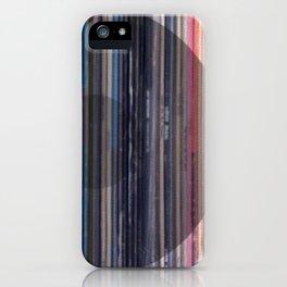 Vinyl Choice iPhone Case