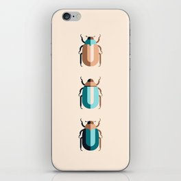 June Bugs iPhone Skin