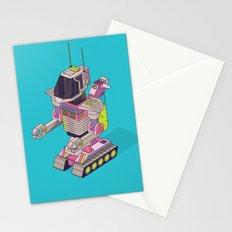 Robot 05 Stationery Cards